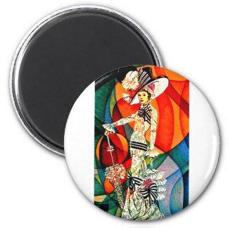 MY FAIR LADY.jpg 2 Inch Round Magnet