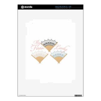 My Fair Lady Skin For The iPad 2