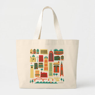 My Fair Milwaukee Tote Jumbo Tote Bag