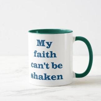My Faith Can't Be Shaken Mug