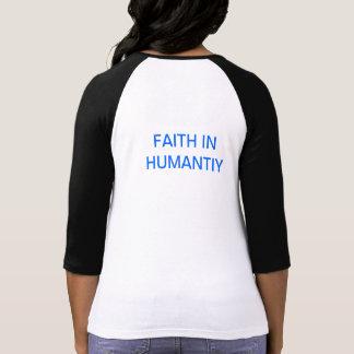 MY FAITH IN HUMANITY T SHIRT