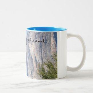 My faith is solid mug
