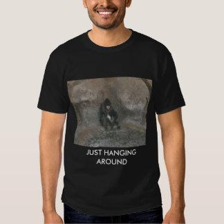 my family 036, JUST HANGING AROUND T Shirt