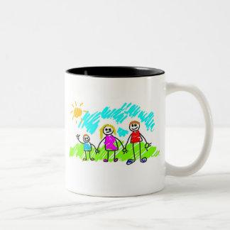 My Family Coffee Mugs