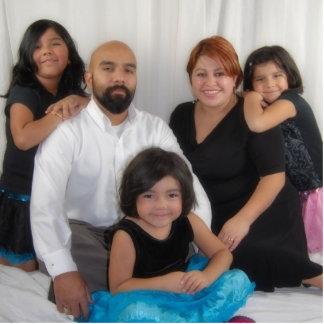 My Family Cutout