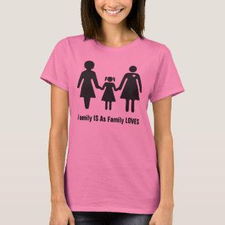 My Family Loves T-Shirt