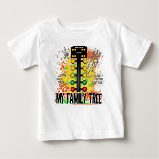 My Family Tree Baby T-Shirt
