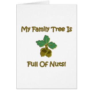 My Family Tree Card