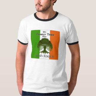 """""""My Family Tree Has Irish Roots"""" t-shirt"""