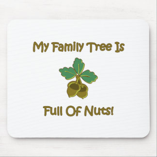 My Family Tree Mouse Pad