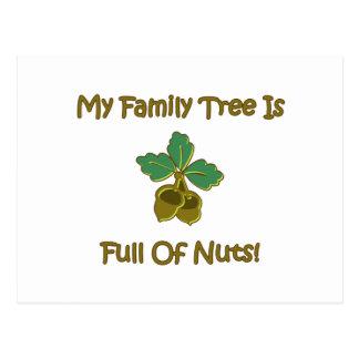 My Family Tree Postcard