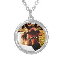 My Farm Silver Plated Necklace