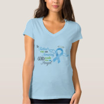 My Father An Angel - Prostate Cancer T-Shirt