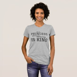 My Father is King T-Shirt