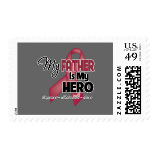 My Father is My Hero - Multiple Myeloma Stamps