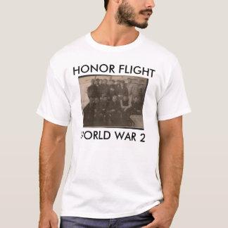 my father world war 2, WORLD WAR 2 , HONOR FLIGHT T-Shirt