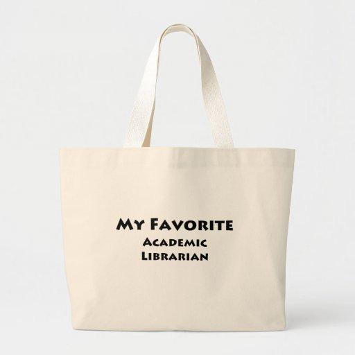 My Favorite Academic Librarian Bags