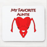 My Favorite Auntie Mouse Pad