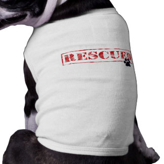 My Favorite Breed Is Rescued Tee