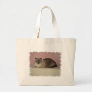 My favorite cat photo tote bags