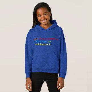 My Favorite Color is Pajamas Hoodie