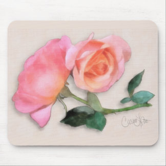 My Favorite Color of Rose Mouse Pad