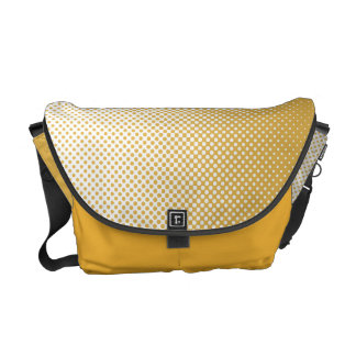 My Favorite color Pineapple Courier Bags
