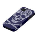 My Favorite  Cráneo azul iPhone 4/4S Carcasa
