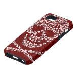 My Favorite  Cráneo red iPhone 5 Carcasas