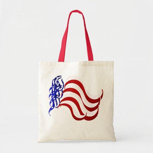 My Favorite Flag Bag