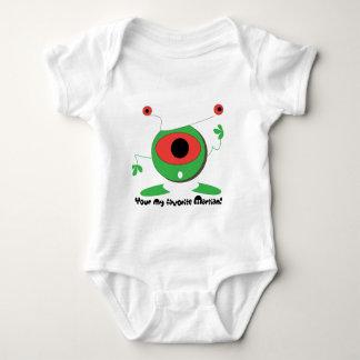 my favorite martian baby bodysuit