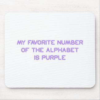 my-favorite-number-so-purple.png tapetes de ratón