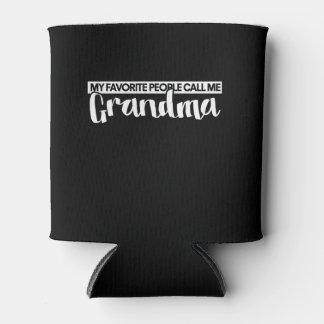 My favorite people call me Grandma Can Cooler