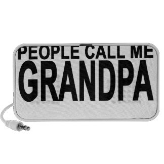 My favorite people call me Grandpa T-Shirts '.png Speaker System