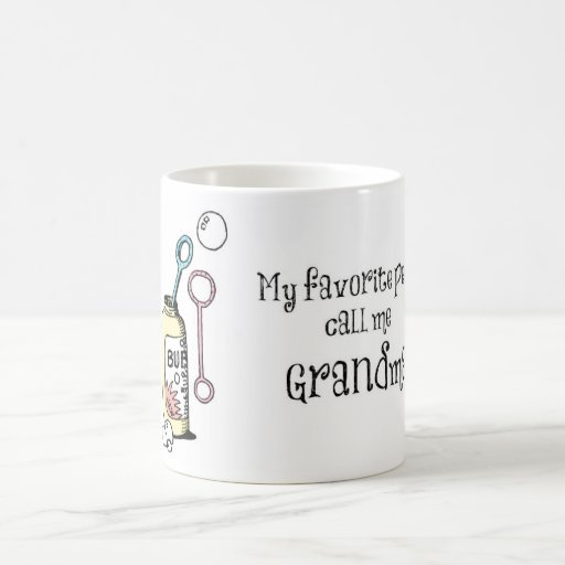 My Favorite People Mug