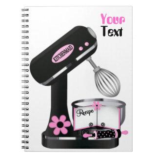 My Favorite Recipe Notebook
