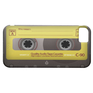 My Favorite Songs Cassette Tape Case Cover iPhone 5 Cover