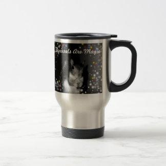 My Favorite Squirrel Travel Mug