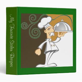 My Favorite Stolen Recipes Binder
