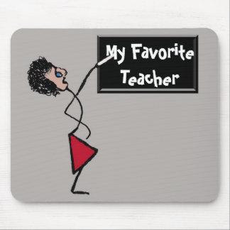 My Favorite Teacher Mouse Pad
