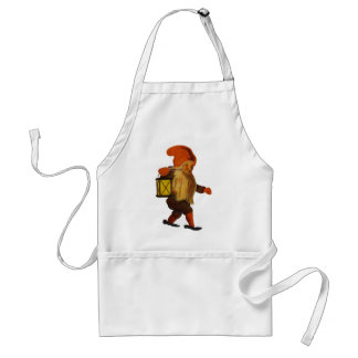My favorite tomte adult apron