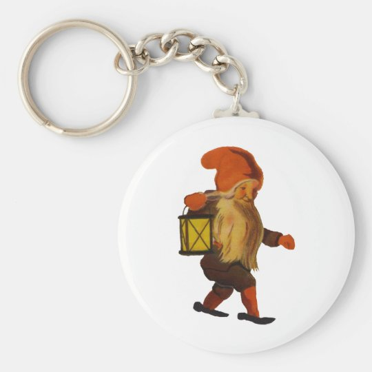 My favorite tomte keychain