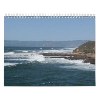 My Favoritel Ocean Shots Calendar