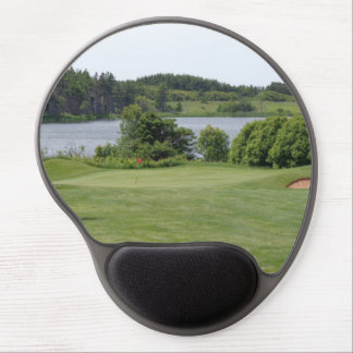 My favourite golf hole gel mousepad. gel mouse pad