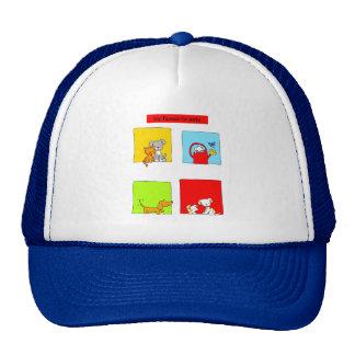 my favourite pets trucker hat