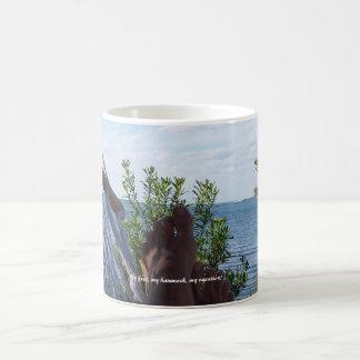 My Feet, My Hammock, My Vacation! Coffee Mug