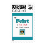 My Feist is All That! Postage Stamp