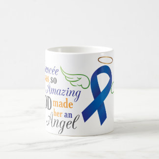 My Fiancée An Angel - Anal Cancer Coffee Mug