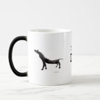 My Fiend Friend 11 Oz Magic Heat Color-Changing Coffee Mug