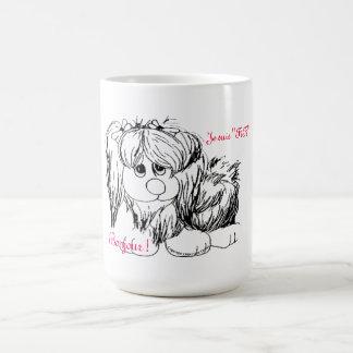 """My """"FiFi"""" mug by Clark Ulysse"""